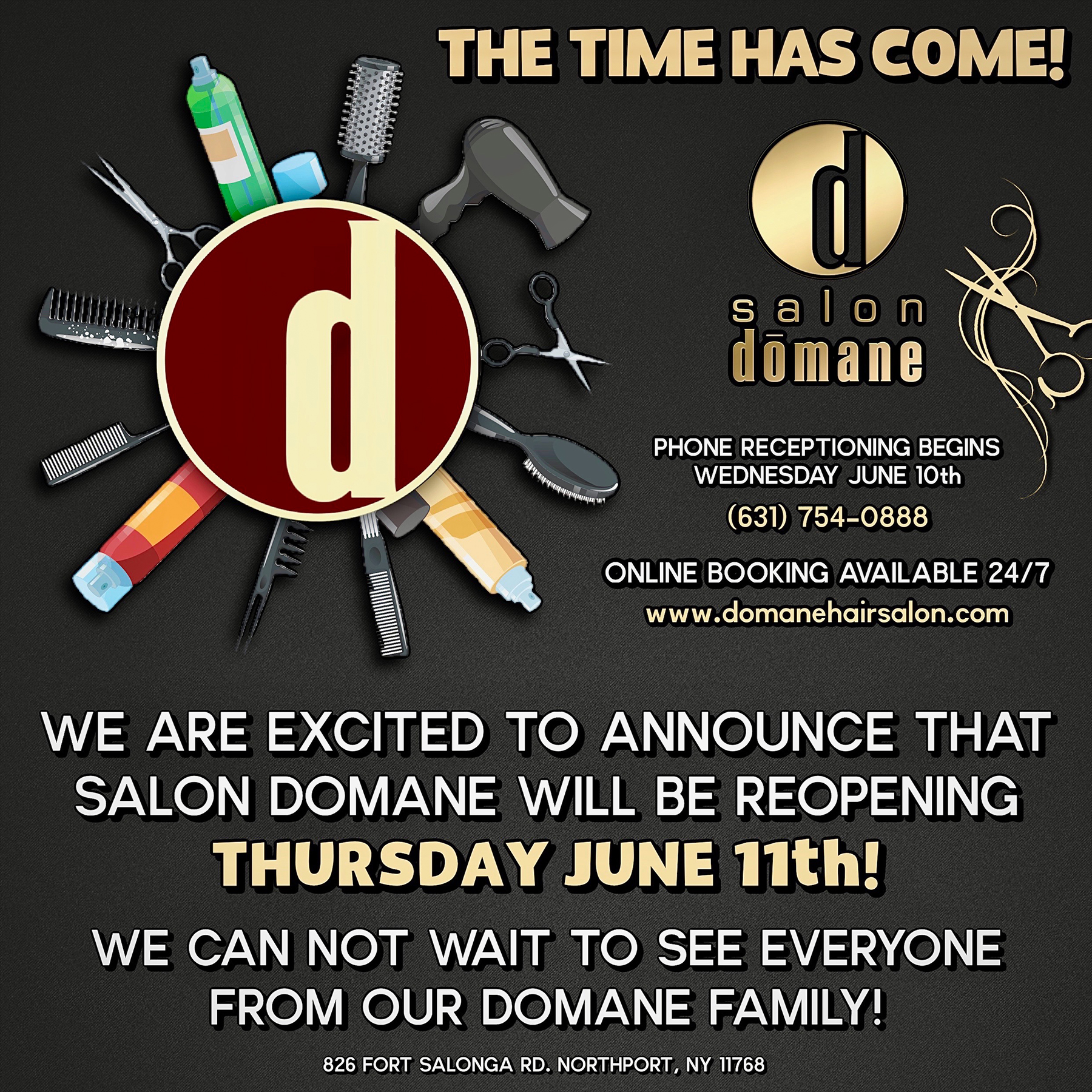 domanehairsalon-covid-reopening